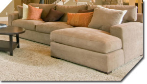 Upholstery and furniture Cleaning, London Ontario - Steam Canada