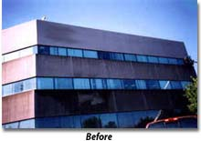 Industrial Cleaning Services, before - Steam Canada