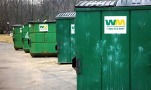 Dumpster and Garbage Bin Cleaning - Steam Canada