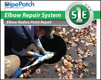 Elbow Radius Point Repair, London Ontario - Steam Canada
